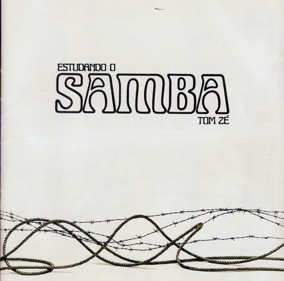 tom zé estudando o samba