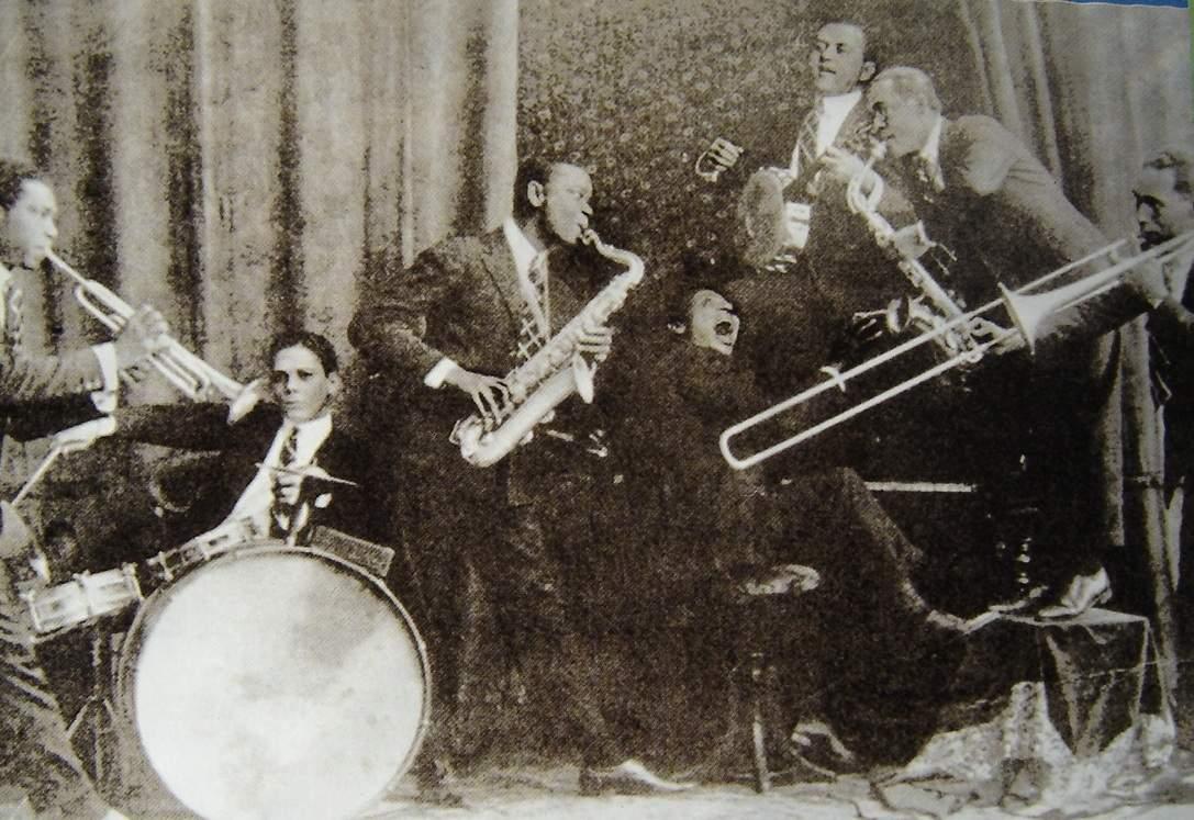 Pixinguinha et Os Batutas (1923)