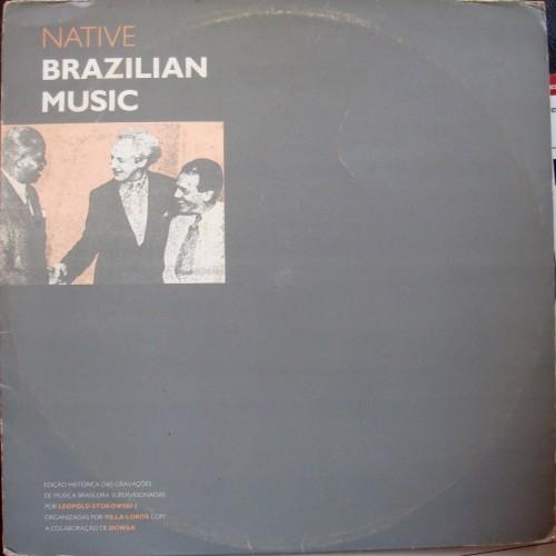 Native brazilian music 1987