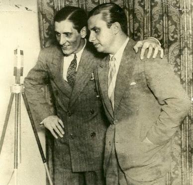 Mario Reis et Francisco Alves