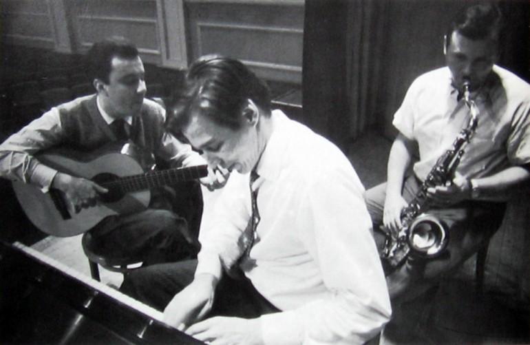 Stan Getz, João Gilberto, Tom Jobim