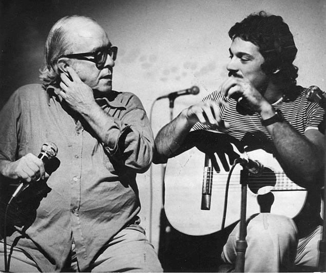 Vinicius de Moares + Toquinho 1974