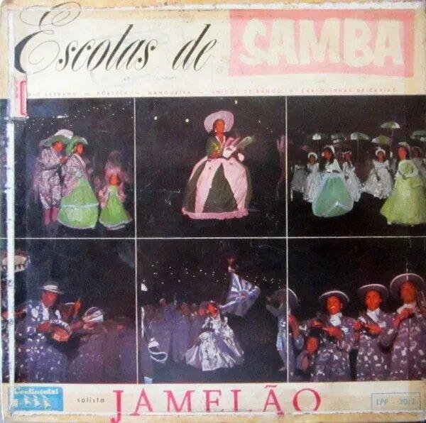 Jamelão - Escolas de samba